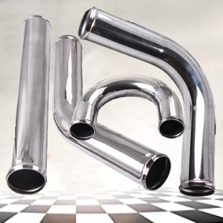Curve e tubi in alluminio